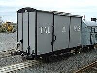 Talyllyn Railway van 29 - 2008-03-18.jpg