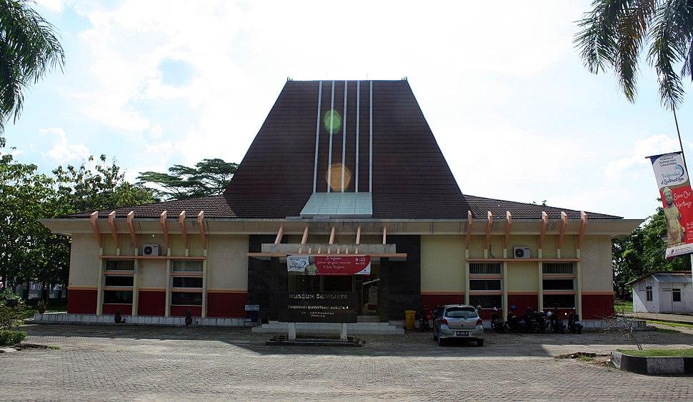 Taman Purbakala Kerajaan Sriwijaya - Museum Sriwijaya