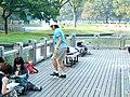 Tapdancer at Yoyogi Park.jpg