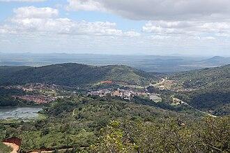 Taquaritinga do Norte - Image: Taquaritinga do Norte