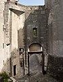 Tarascon-Château du Roi René-Entrée-20130617.jpg