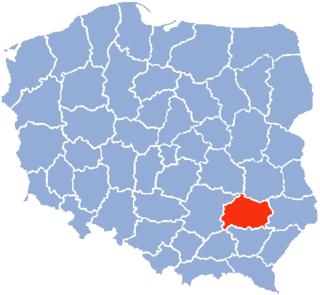 Tarnobrzeg Voivodeship