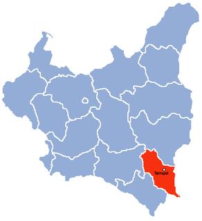 Tarnopol Voivodeship