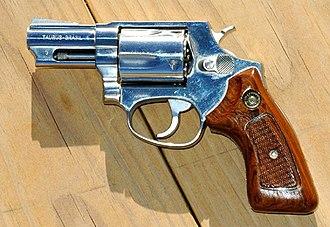 Taurus (manufacturer) - Taurus .357 Magnum Model 605