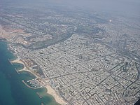 Tel Aviv aerial