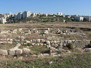 Tel Shikmona - Tel Shikmona