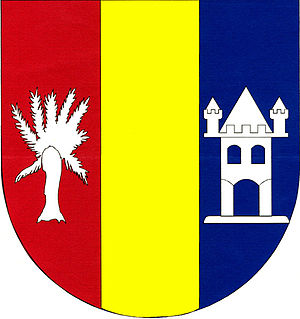 Telnice (Brno-Country District) - Image: Telnice (okres Brno venkov) znak