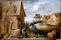 Teniers, David the younger - A Peasant eating Mussels - Google Art Project.jpg