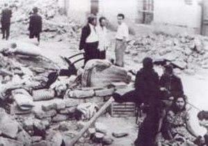 1894 San Juan earthquake - Image: Terremoto de San Juan de 1894