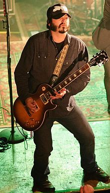Chad Taylor (guitarist) - Wikipedia