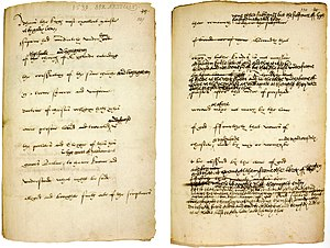 Clerical marriage - One of the final drafts of the Six articles (1539), reaffirming clerical celibacy in England