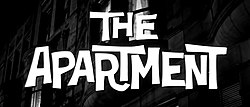 The Apartment 1960 trailer, Title.jpg