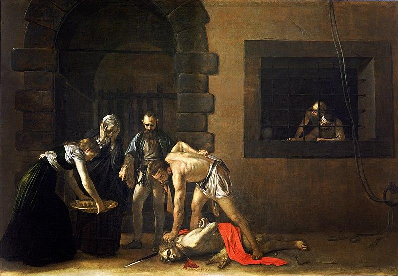 File:The Beheading of Saint John-Caravaggio (1608).jpg