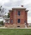 The Bent County Jail, built in 1902 in in Las Animas, Colorado LCCN2015632245.tif