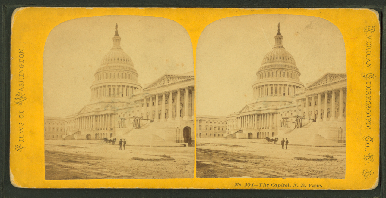 File The Capitol N E View by American Stereoscopic Company New York png