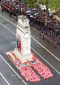 The Cenotaph, Whitehall, London Following the Remembrance Day Parade in 2010 MOD 45153269.jpg