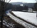 The Churnet Valley Railway in Snow - geograph.org.uk - 1199003.jpg