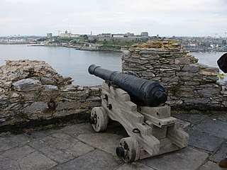 Fortifications of Plymouth