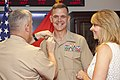 The Deputy Commandant for Programs and Resources, U.S. Marine Lt. Gen. Glenn M. Walters, left, promotes Col. John M. Jansen to the rank of brigadier general during a ceremony at the Pentagon in Arlington, Va 130719-M-KS211-014.jpg