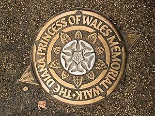 Diana, Princess of Wales Memorial Walk