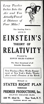 The Einstein Theory of Relativity (1923) - 1.jpg
