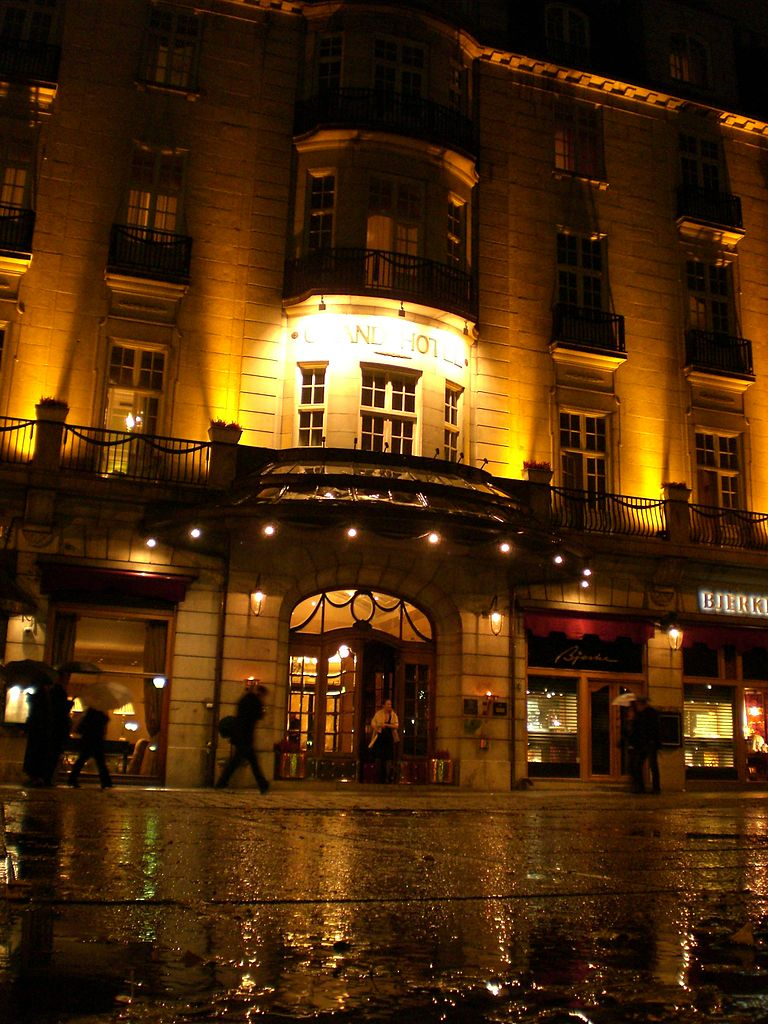 Grand Hotel Elite Bologna Bewertung
