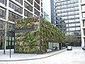 The Green Wall, New Street Square EC4 - geograph.org.uk - 1856915.jpg