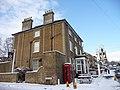 The Hadley Hotel, Hadley Road, Barnet - geograph.org.uk - 1659611.jpg
