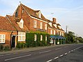 The Hardwicke Arms Hotel, Ermine Way, Arrington, Cambs - geograph.org.uk - 219269.jpg