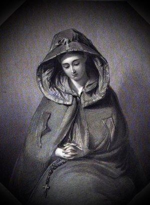 Kinsale cloak - Image: The Irish Hood