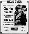 The Kid (1921) - Ad 2.jpg
