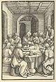 The Last Supper, from Speculum passionis domini nostri Ihesu Christi MET DP848958.jpg