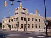 The Mansfield News Journal building in downtown Mansfield.