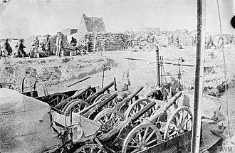 Jafara - Image: The Mesopotamian Campaign, 1916 1918 Q25186