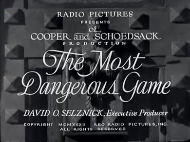 Bestand:The Most Dangerous Game (1932).webm
