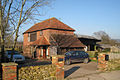 The Oast, Swan Lane Farm, Swan Lane, Edenbridge, Kent - geograph.org.uk - 1096378.jpg