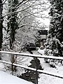 The Old Mill in Winter, Woolhampton - geograph.org.uk - 333326.jpg