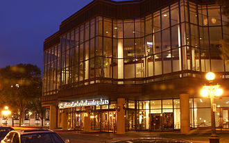 The Grapes of Wrath (opera) - Ordway Center for the Performing Arts in Saint Paul, Minnesota where The Grapes of Wrath had its world premiere