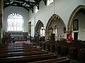The Parish Church of St Oswald, King and Martyr, Warton, Carnforth, Interior - geograph.org.uk - 846448.jpg