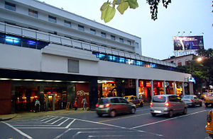 Park Street, Kolkata - The Park hotel