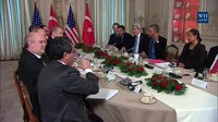 File:The President Meets with the President of Turkey in Paris.webm