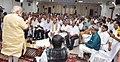 The Prime Minister, Shri Narendra Modi addressing the prominent citizens of Varanasi, in Varanasi, Uttar Pradesh on May 01, 2016 (1).jpg