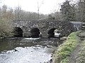 The Ravernet Bridge near Lisburn - geograph.org.uk - 1764164.jpg