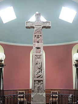 The Ruthwell Cross - geograph.org.uk - 939546
