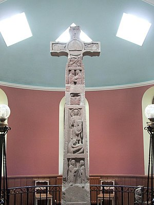 Ruthwell Cross - The Ruthwell Cross