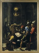 The Scourging of Christ (Aert Mytens) - Nationalmuseum - 17758.tif