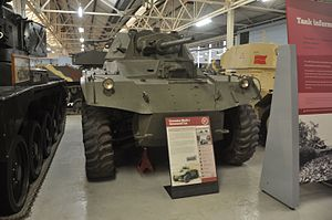 Coventry armoured car - In The Tank Museum, Bovington