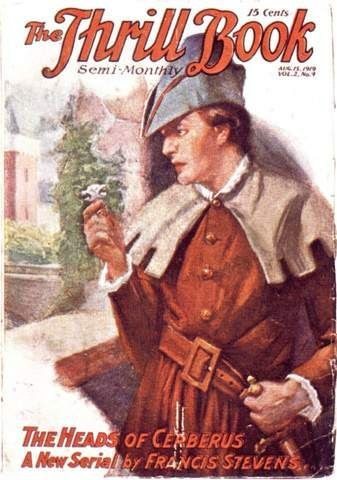 The Thrill Book 15 August 1919