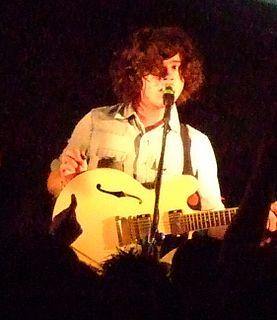 Kyle Falconer Scottish singer