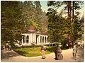 The Waldquelle, Marienbad, Bohemia, Austro-Hungary-LCCN2002708483.jpg